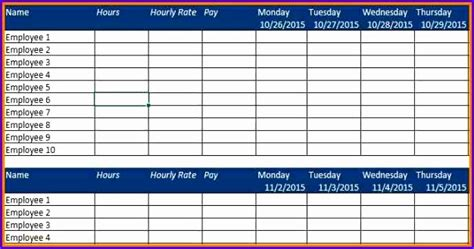 Employee Earnings Record Template by Fashioned Employee Earnings Record Template Images