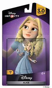 Alice In Wonderland Figures Released For Disney Infinity 3