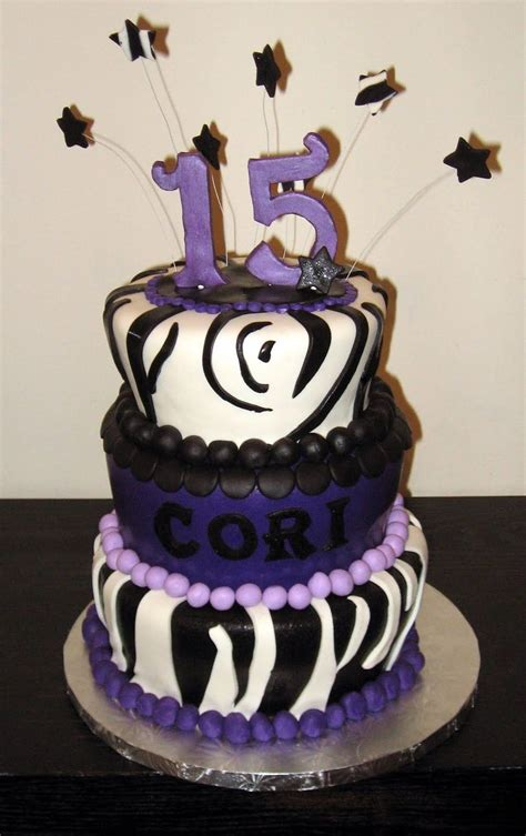birthday cake for teenage girl   Our Cakes Throughout the ...