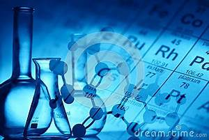Powepoint Themes Biological And Science Background Stock Image Image