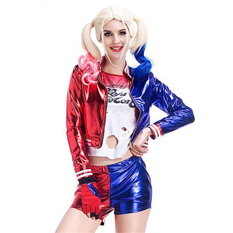 Takerlama Women Adult Joker Suicide Squad Harley Quinn