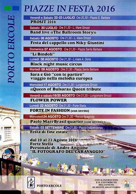 Web Porto Ercole by Webs Archivio Portoercole Org