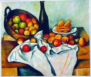 """Basket Of Apples 1895"" by Paul Cezanne - Product Catalog ..."