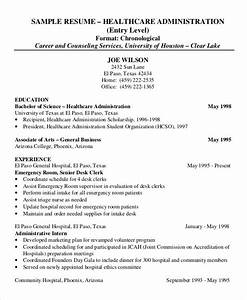 29 administration resume samples pdf doc free With healthcare administration resume samples