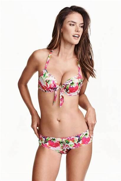 Bikini Alessandra Ambrosio Swimwear Campaign Type Flattering
