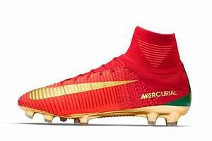 Nike Creates Special Soccer Cleats For Cristiano Ronaldo ...