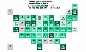 The Best And Worst States For Winners Of The Billion