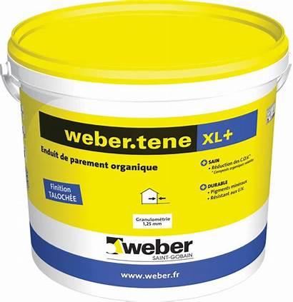 Weber Enduit Xl Parement Organique Seau Kg