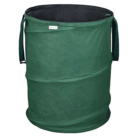Collapsible Yard Waste Container 3 Pack Garden Waste Bags