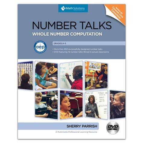 k5mathresources number talks whole number computation grades k 5 math