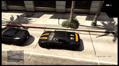gta      bugatti veyron secret car youtube