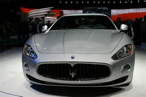 Top Ten Most Anticipated 2008 Luxury Cars  Top Speed