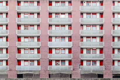 Housing Social History Block Council Brutalist Interior