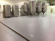 Brewery Floor Epoxy