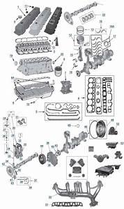 Tj Wrangler 4 0l 6 Cylinder Engine Parts