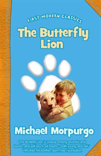 0006751032 the butterfly lion librarika the butterfly lion