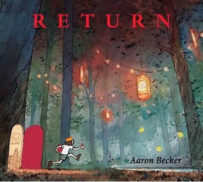 Becker Aaron Return Journey Trilogy Books Reveal