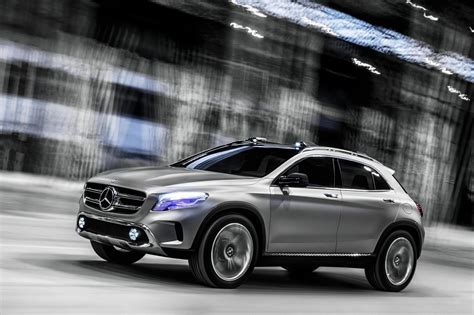 Mercedes-benz Concept Car The Mercedes Benz Gla