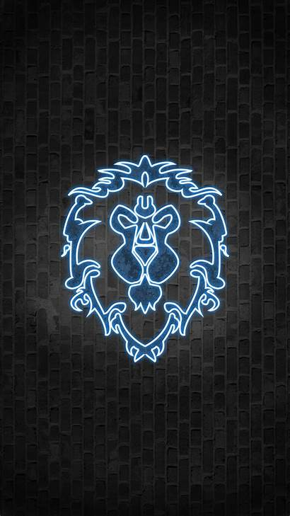 Alliance 4k Portrait Resolution Warcraft Wallpapers Phone