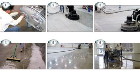 DiamondQuest Polished Concrete Floors   QuestMark Flooring