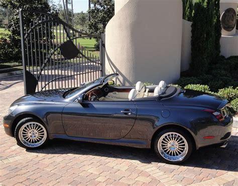 Lexus Sc430 Images On Pinterest