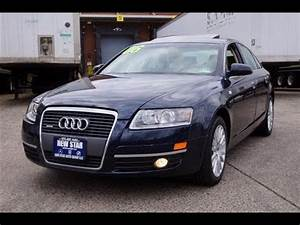 Audi A6 Break 2006 : 2006 audi a6 3 2 fsi quattro sedan youtube ~ Gottalentnigeria.com Avis de Voitures