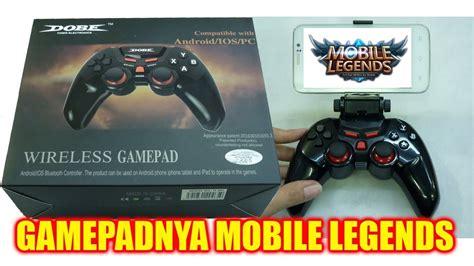 Gamepad Dobe Ti-465 With Mobile Legends