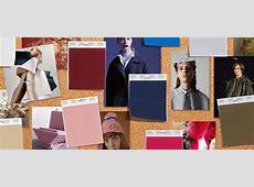 Fashion Color Trend Report London Fashion Week Autumn