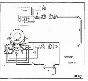 Can I Bench Test A Vetus 12v 50 Kgf Bow Thruster Motor On