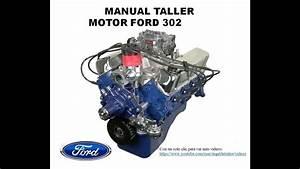 Manual Motor Ford V8 302 Pulgadas C U00fabicas 4950cc