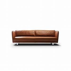 Canapé Vintage Cuir : moome canap vintage vic en cuir marron haut de gamme ~ Teatrodelosmanantiales.com Idées de Décoration