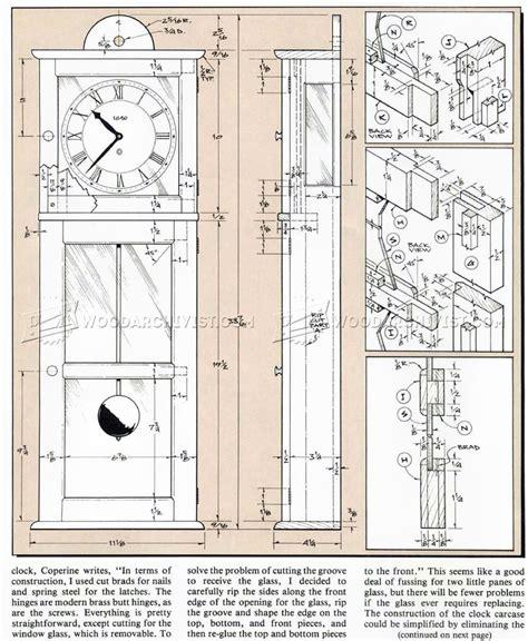 woodworking plans wooden clock design 29 excellent wall clock plans woodworking egorlin