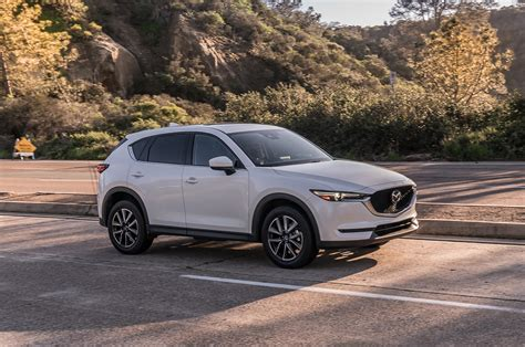 2017 Mazda Cx-5 Reviews And Rating