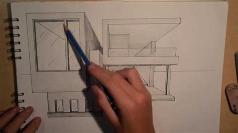 one bedroom home plans architecture design 2 drawing a modern house 1 point