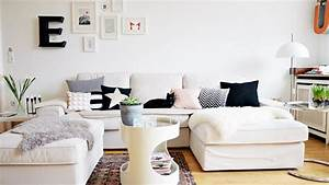 Bequeme Sofas Für Kleine Räume : ideen und inspirationen f r ikea sofas ~ Bigdaddyawards.com Haus und Dekorationen