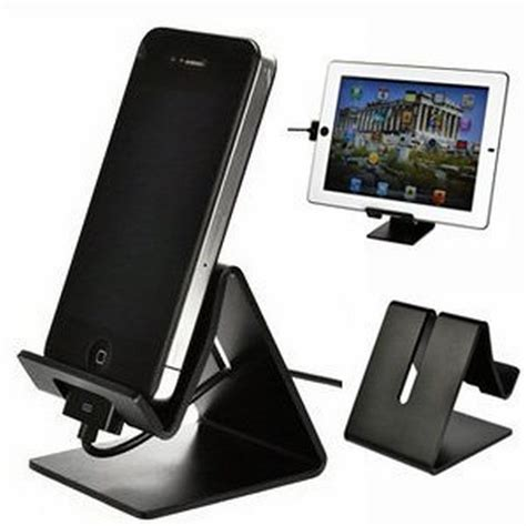 aliexpress com buy solid aluminum metal desktop stand
