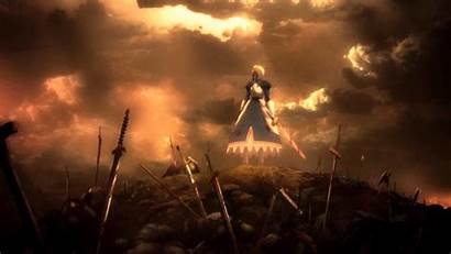 Fate Unlimited Blade Works Stay Night Ubw