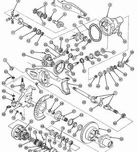 31 Dana 50 Parts Diagram