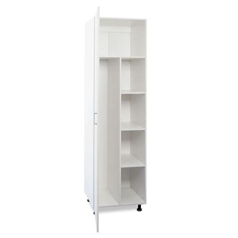 Flat Pack Laundry Cupboards Bunnings by Flatpax Utility 600mm 1 Door Broom Cupboard Laundry