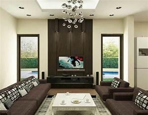 Wandgestaltung Wohnzimmer Erdtöne : 43 super ideen f r braune wandgestaltung ~ Markanthonyermac.com Haus und Dekorationen