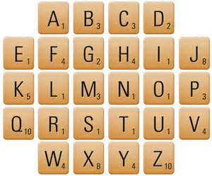 should scrabble letters values change