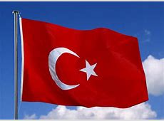 National Flag Of Turkey 123Countriescom