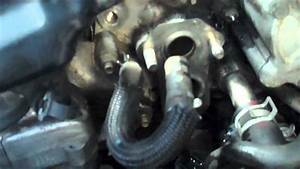 Toyota Avensis D4d  Sticky Egr Valve Engine Dies On The
