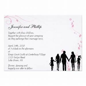 Awesome wedding invitation wording uniting two families for Wedding invitation wording uniting two families