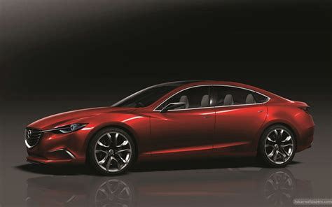Mazda 3 4k Wallpapers by 2011 Mazda Takeri Concept 3 Wallpaper Hd Car Wallpapers
