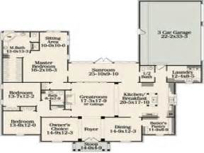 one open floor plans one floor house plans with open concept best one house plans one room house plans
