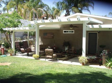 west coast siding alumawood patio covers corona ca 92881