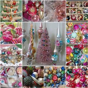 deck the holiday s vintage christmas decorations