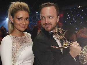 Aaron Paul Crashes Wife's Site - Business Insider