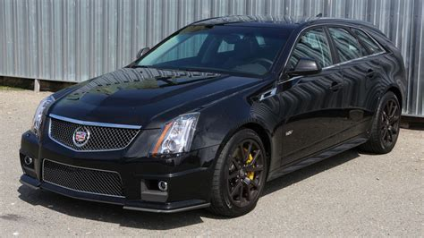 2013 Cadillac Cts V Coupe Horsepower by 2013 Cadillac Cts V Wagon Review Fastest Best Handling